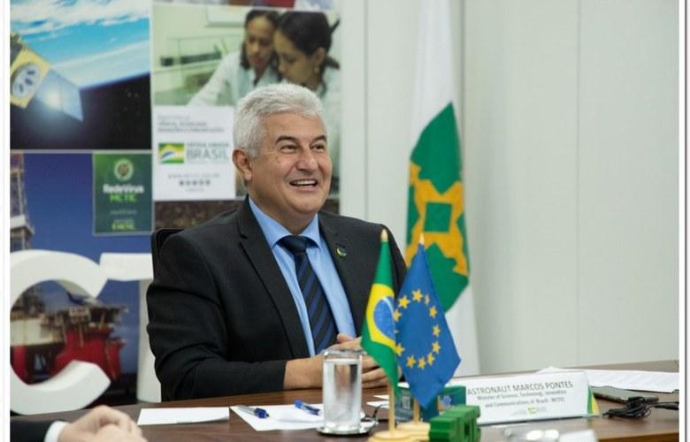 Brasil e União Europeia fecham parceria em pesquisas contra a Covid-19