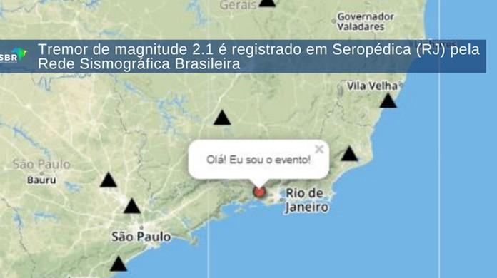 Estrondo e tremor de terra intrigam moradores de Paracambi e Paulo de Frontin