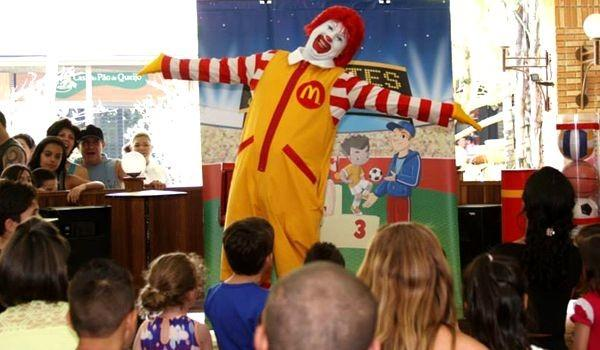 McDonald's é condenado por publicidade infantil ilegal em escolas