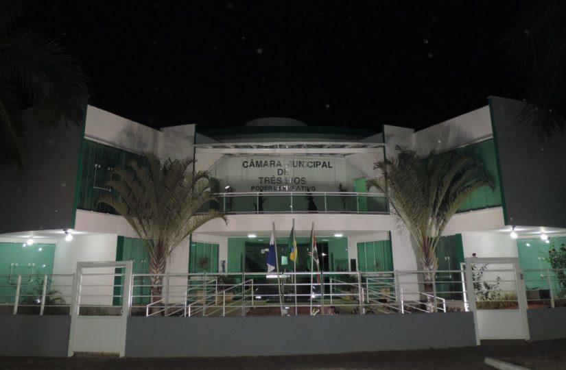 Câmara de Vereadores de Três Rios abre inscrição para concurso público