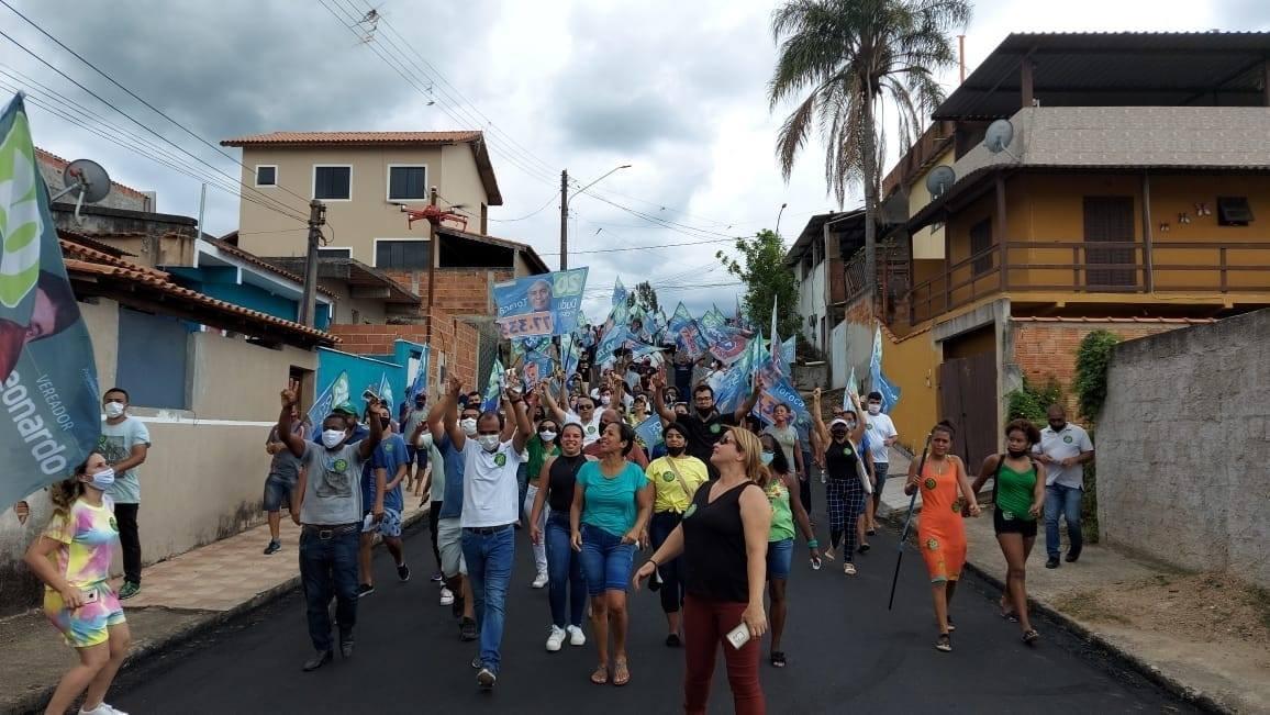 Itatiaia: Ministério Público pede a perda do cargo e suspesão dos direitos políticos do autal prefeito, Dudu