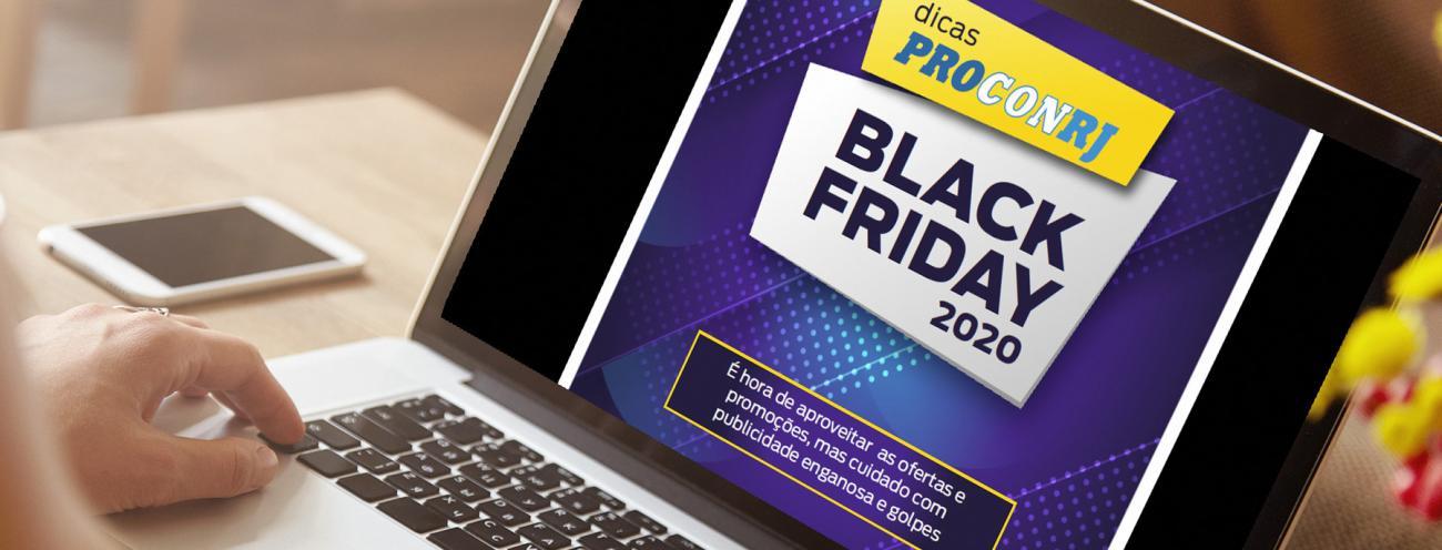Procon-RJ lança cartilha com orientações para compras na Black Friday