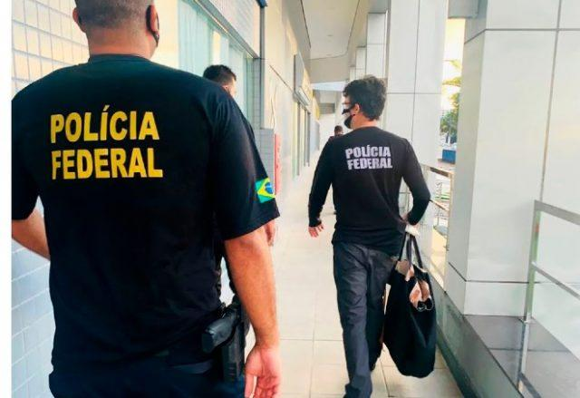 PF e MPF cumprem mandados contra desembargadores do TRT do Rio