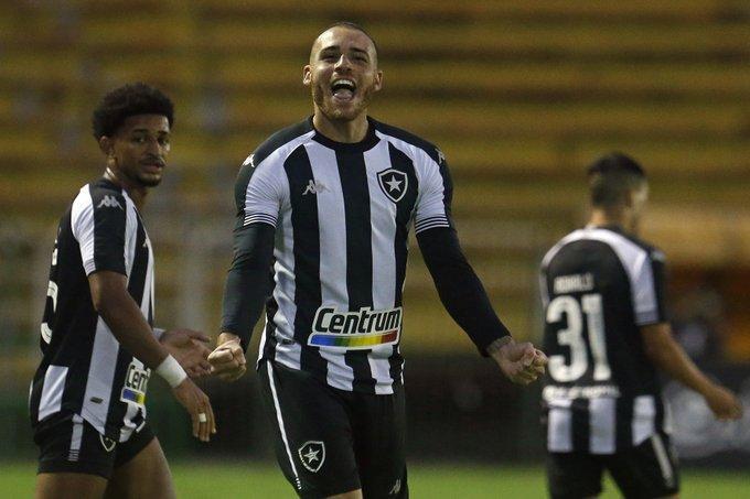Em Volta Redonda, Botafogo bate o Remo e sobe na tabela da Série B
