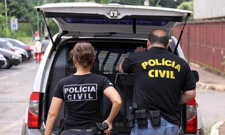 MP e polícia fazem operação contra tráfico de drogas no Sul Fluminense