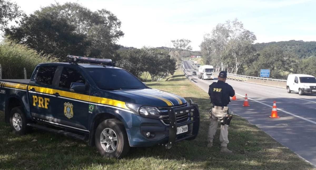 Polícia Rodoviária Federal divulga balanço de 'Operação Corpus Christi' 2021
