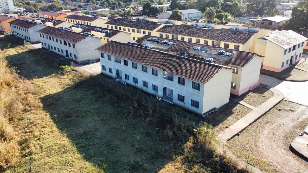Governo do Estado investe mais de R$ 50 milhões na conclusão de construção e reforma de unidades habitacionais